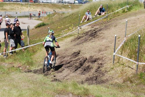 Short Track Professional Women's mountain bike event