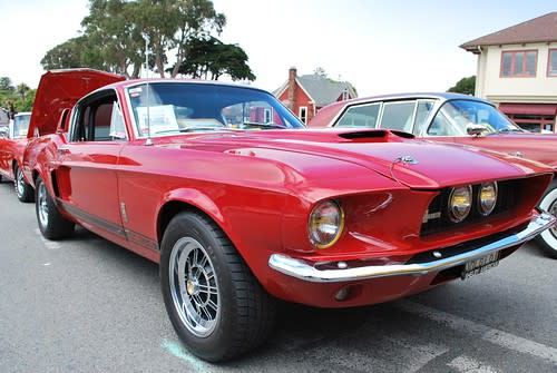 1967 Shelby Ford Mustang GT350
