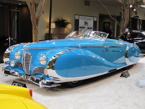 1949 Delahaye Type 175 S Roadster