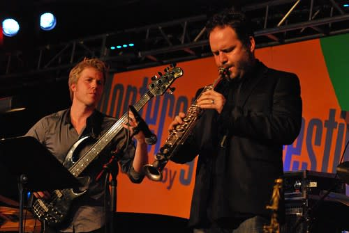Kyle Eastwood and Jason Rigby