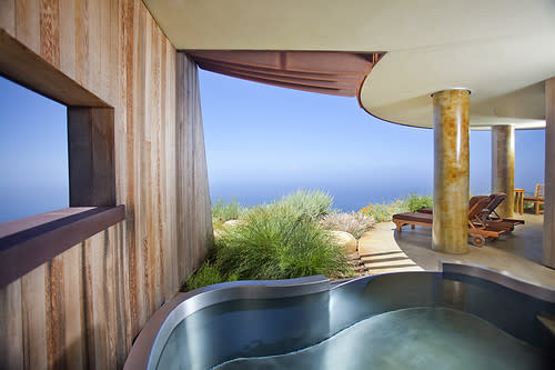 Post Ranch Inn : Accommodations : Lower Pacific Suite