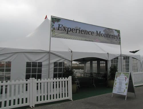 Expereince Monterey Wines at Moto GP