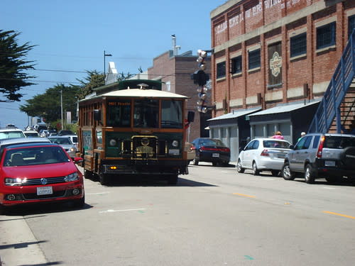 The WAVE- MST Trolley