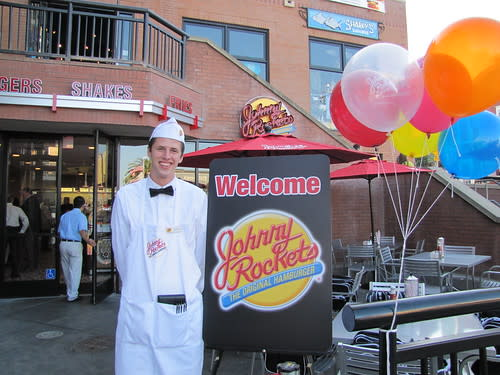 Welcome to Johnny Rockets!