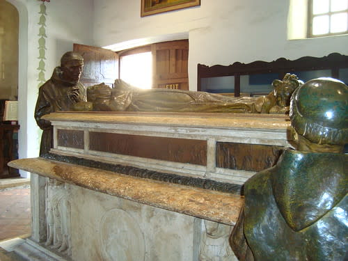 Tomb of Father Serra Junipero