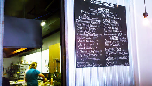 The Menu: Extensive and Handcrafted