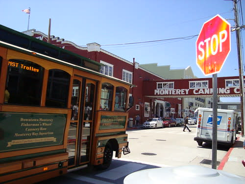 Cannery Row Pick Up Spot
