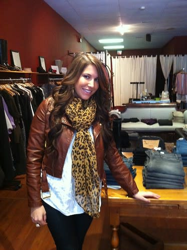 Jinny boutique in the Short North, photo courtesy of Erika Dellatorre