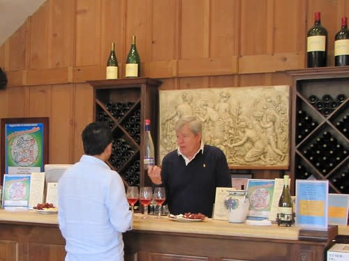 Joullian Wine Tasting Room