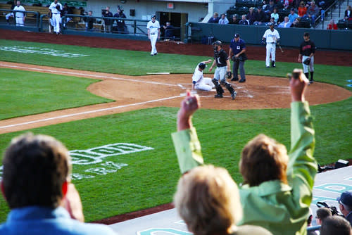 Columbus Clippers Opening Day is April 5, 2012