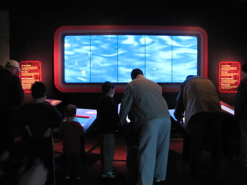 Interactive Display: Draw your own Jelly