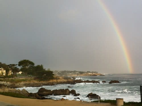 The pot of gold at the end of the rainbow is Monterey County!