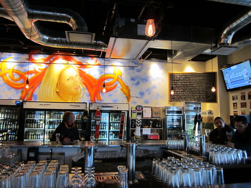Post No Bills serves up over 200 bottled beers, wines, sodas and ciders