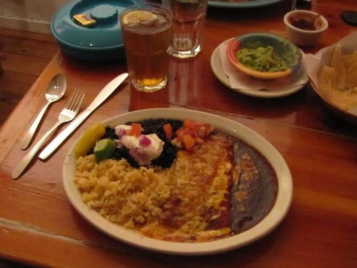 Peppers: Cheese Enchilada