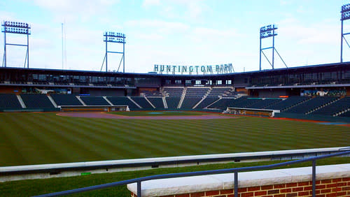 Huntington Park waiting for Opening Day