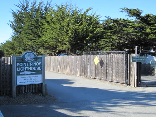 Welcome to Point Pinos Lighthouse
