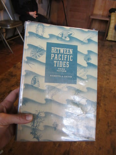 """Between Pacific Tides"" by Ed Ricketts"