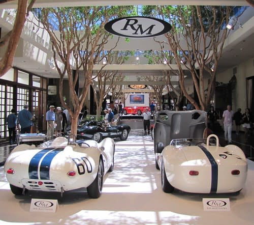 RM Auction at the Portola Hotel & Spa