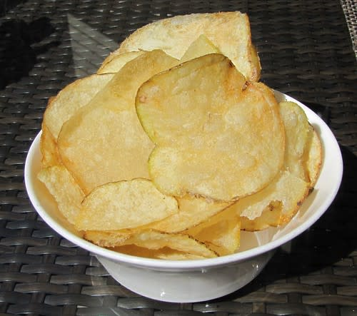 Fresh Potato Chips