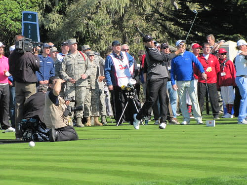 3M Celebrity Challenge during the AT&T Pebble Beach National Pro-Am