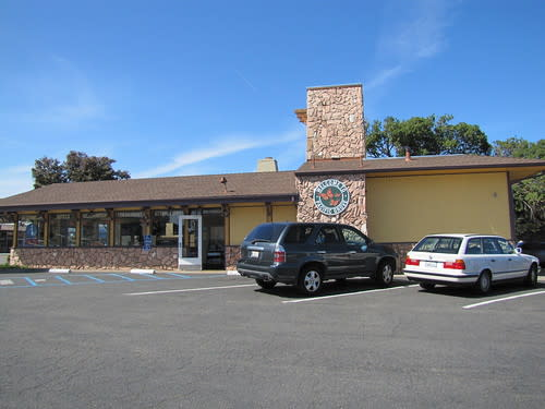 Pacific Grove Visitors Center (tour starting point)