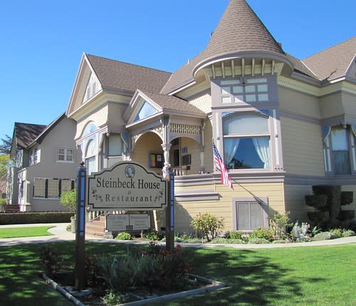 The Steinbeck House at 132 Central Avenue in Salinas, CA