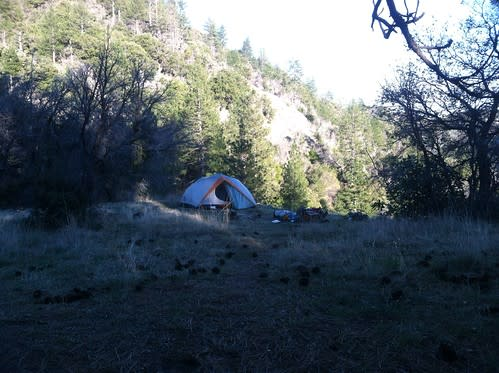Camp at Pat Springs