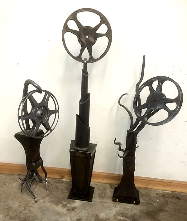 Sprockets Trophies