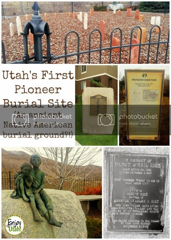 Utah's First Burial Site