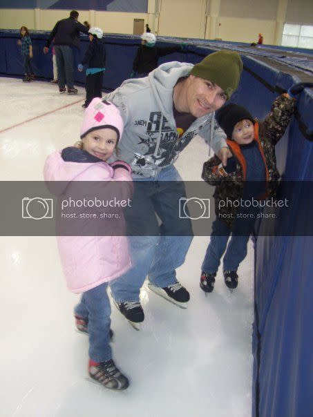 The Utah Olympic Oval is a great place for ice skating with families!