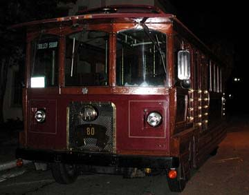 Ghost Trolley