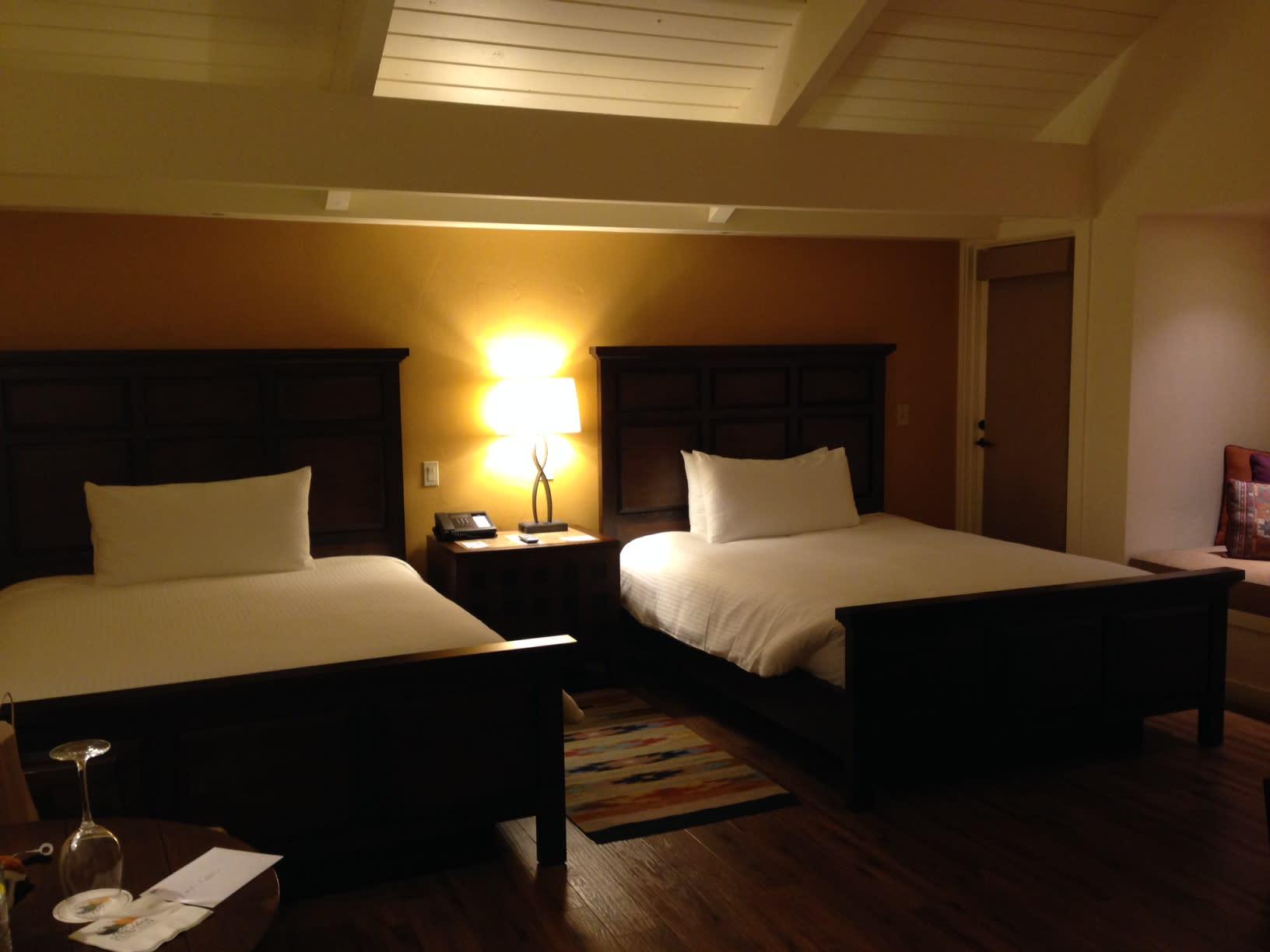 Room at Quail Lodge