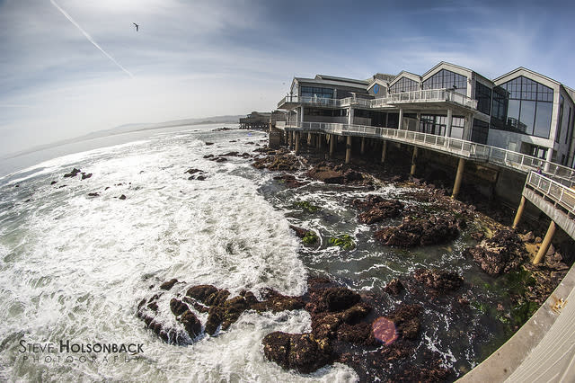 """Monterey Bay Aquarium"" photo taken by Steve Holsonback"