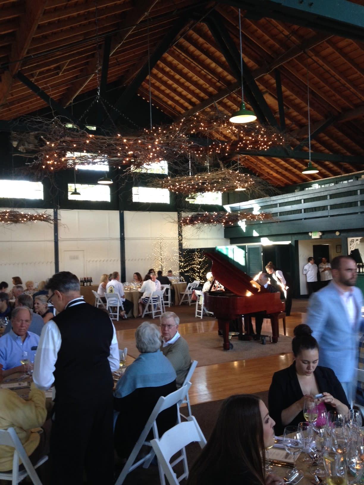 Joyce Winemaker's Dinner at Mission Ranch