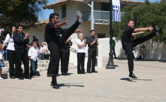 Monterey Bay Greek Festival