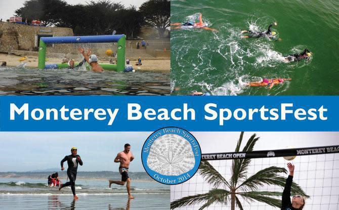 Monterey Beach Sports Fest