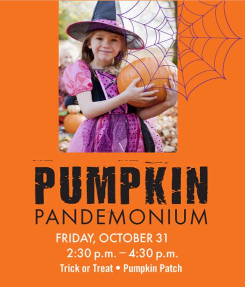 Pumpkin Pandmonium