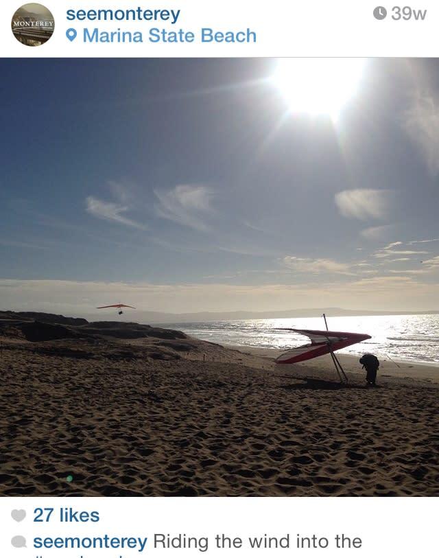 Marina State Beach, Marina