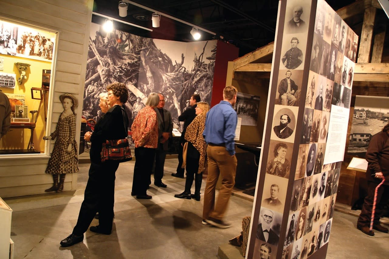 Chippewa Valley Museum - Photo by: Andrea Paulseth/Volume One
