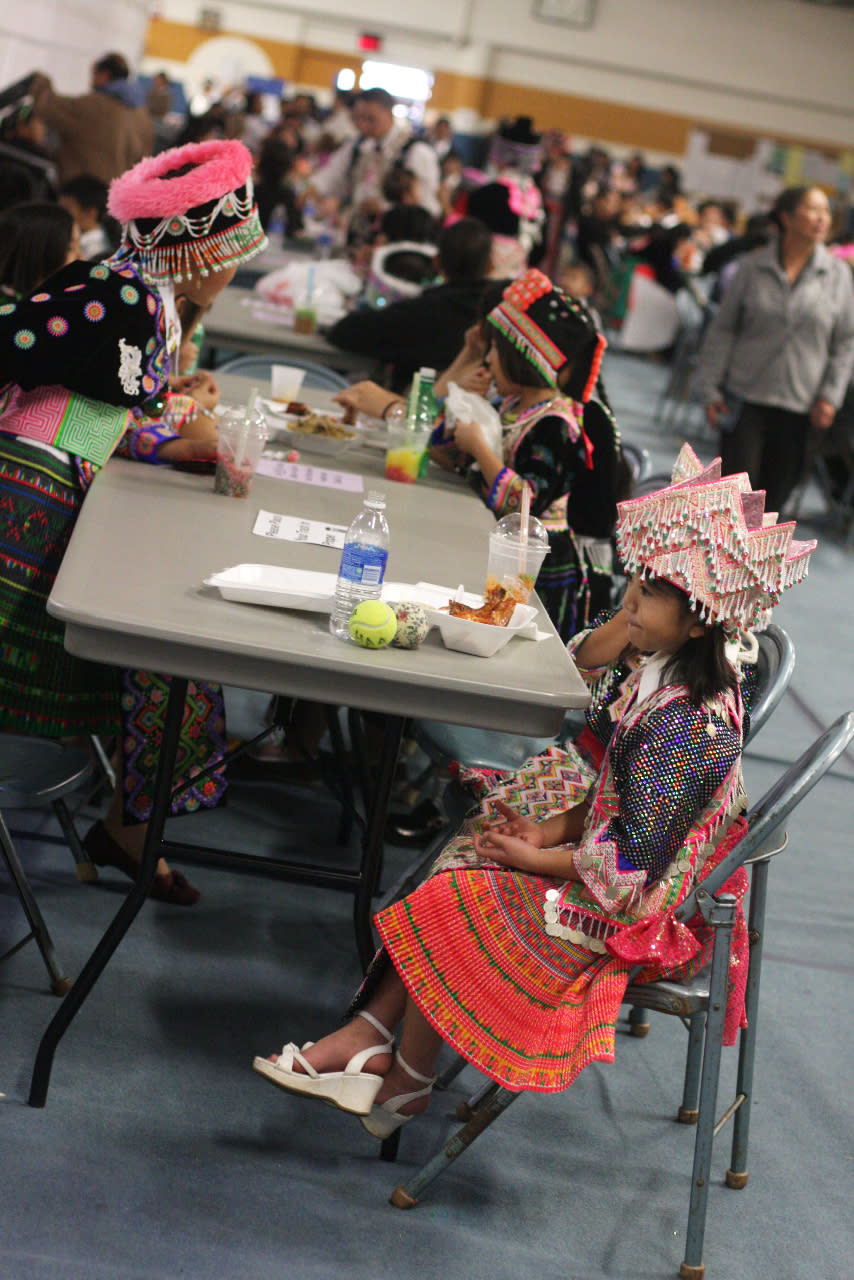 Hmong New Year - Photo By: Andrea Paulseth / Volume One