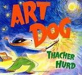 art dog picture
