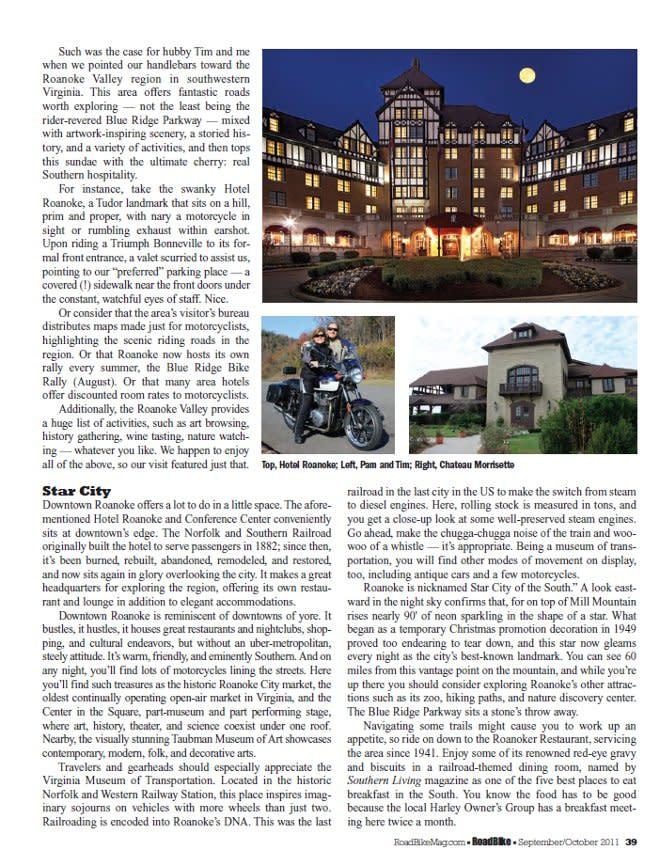 Southern Hospitality page 1