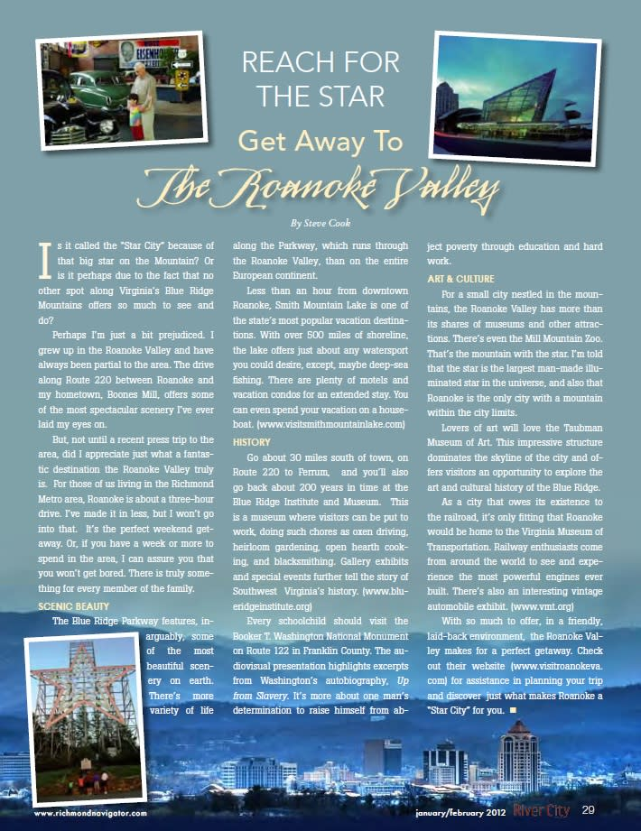 River City Article Page 2