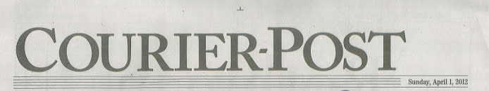 Courier-Post Header