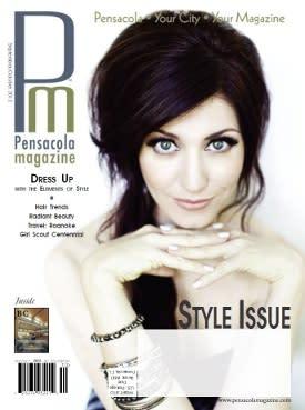 Pensacola Magazine Cover