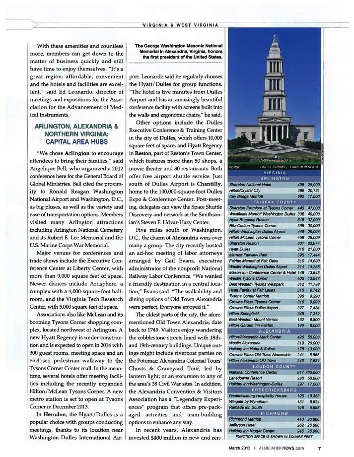 Association News 2