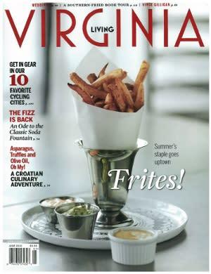 Virginia Living Cover Small