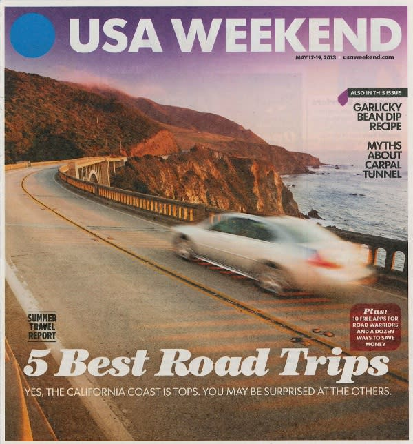 USA Weekend Cover small