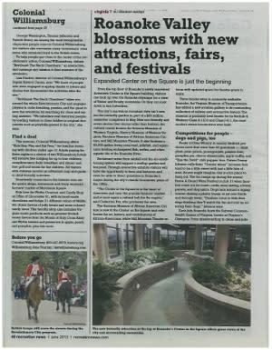 Recreation News 1