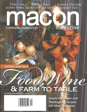 Macon Magazine 10/2013 1